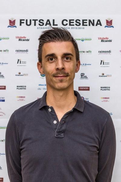 UFFICIALE: Vezzani torna allenatore in seconda della Futsal Cesena