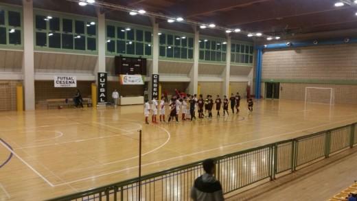 Futsal Cesena-Rimini Juniores 5-1