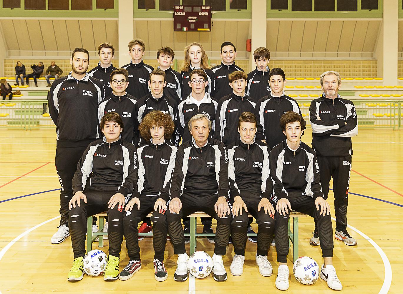 COPPA ALLIEVI: New Team Ferrara-Futsal Cesena 7-1