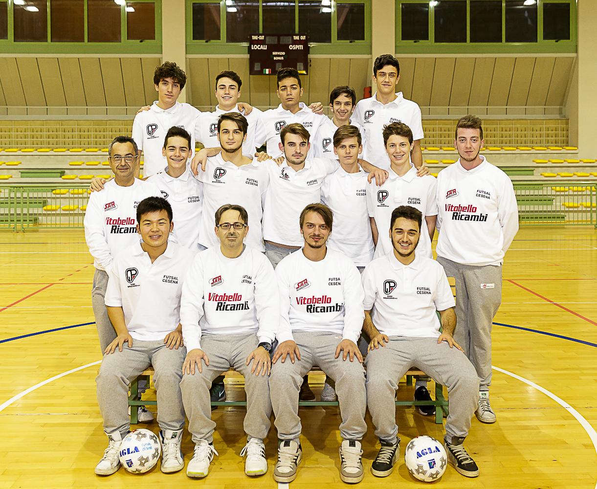 COPPA JUNIORES: Futsal Cesena-Futsal Bellaria 10-2
