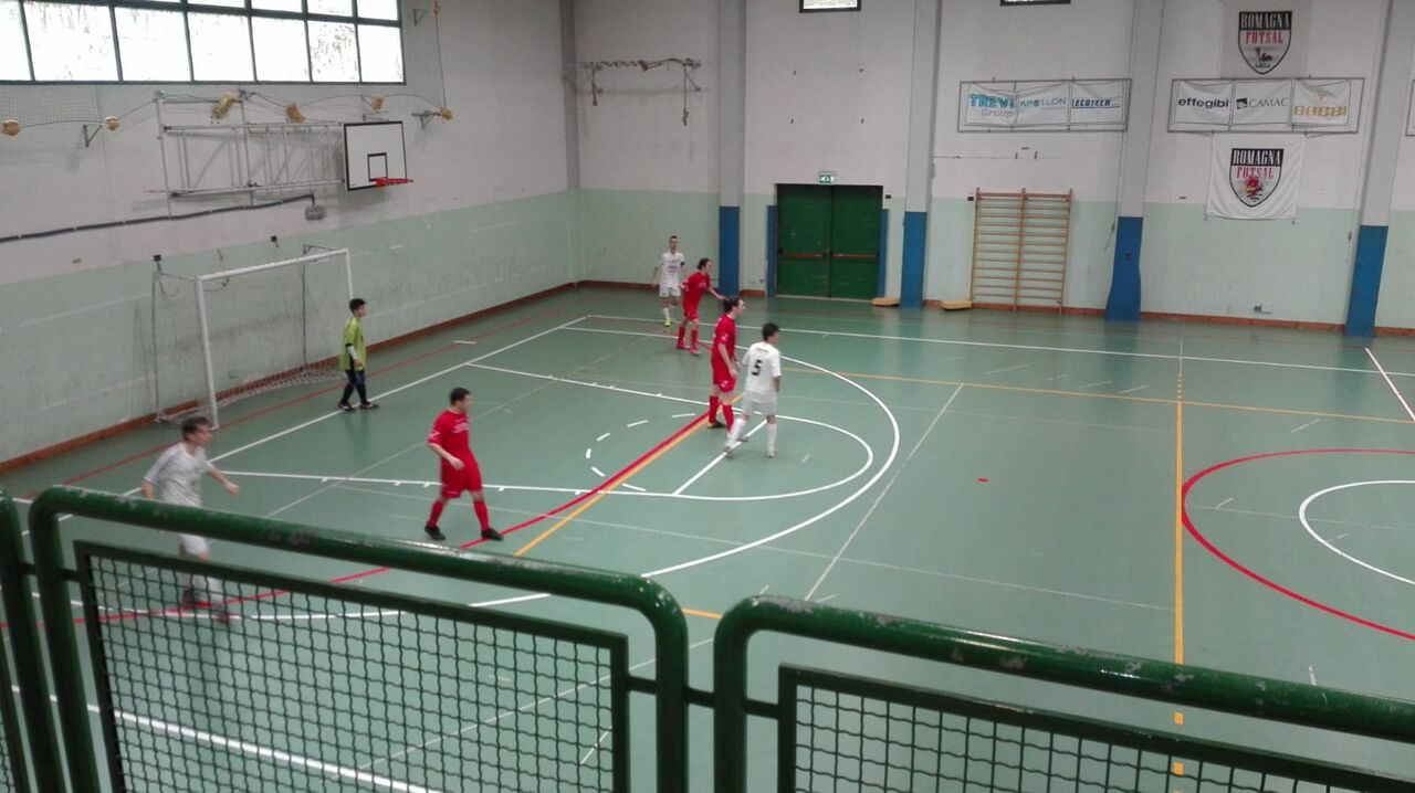 Coppa Juniores: Futsal Cesena-Gatteo 5-3