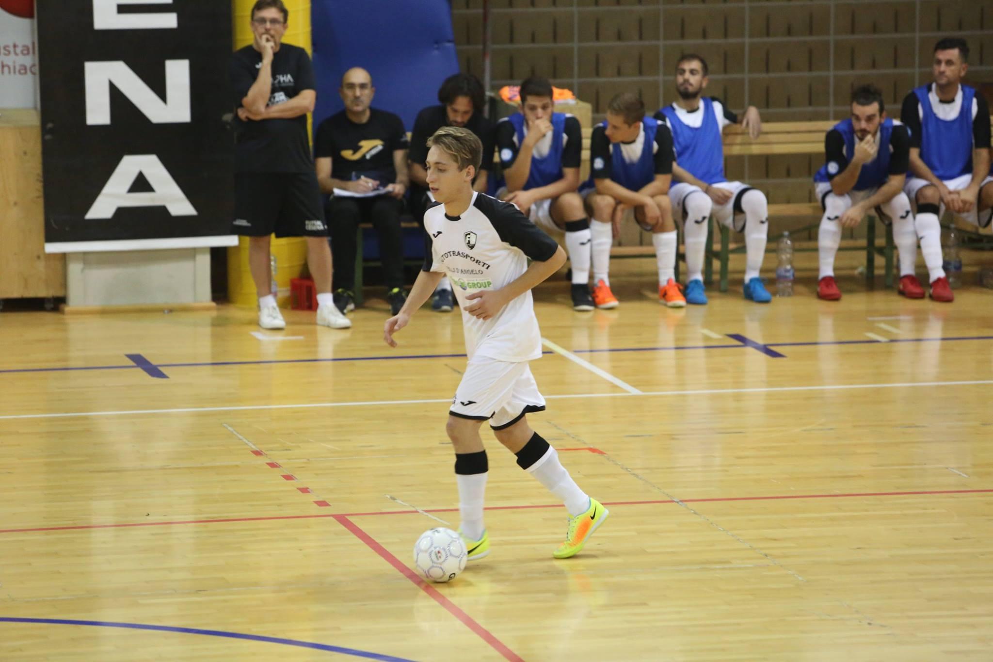2° Coppa Italia Futsal Cesena – Sant'Agata