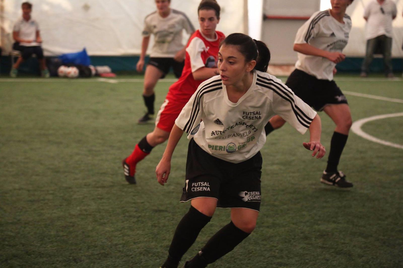 3° Coppa – Futsal Cesena-San Marino femminile 8-2
