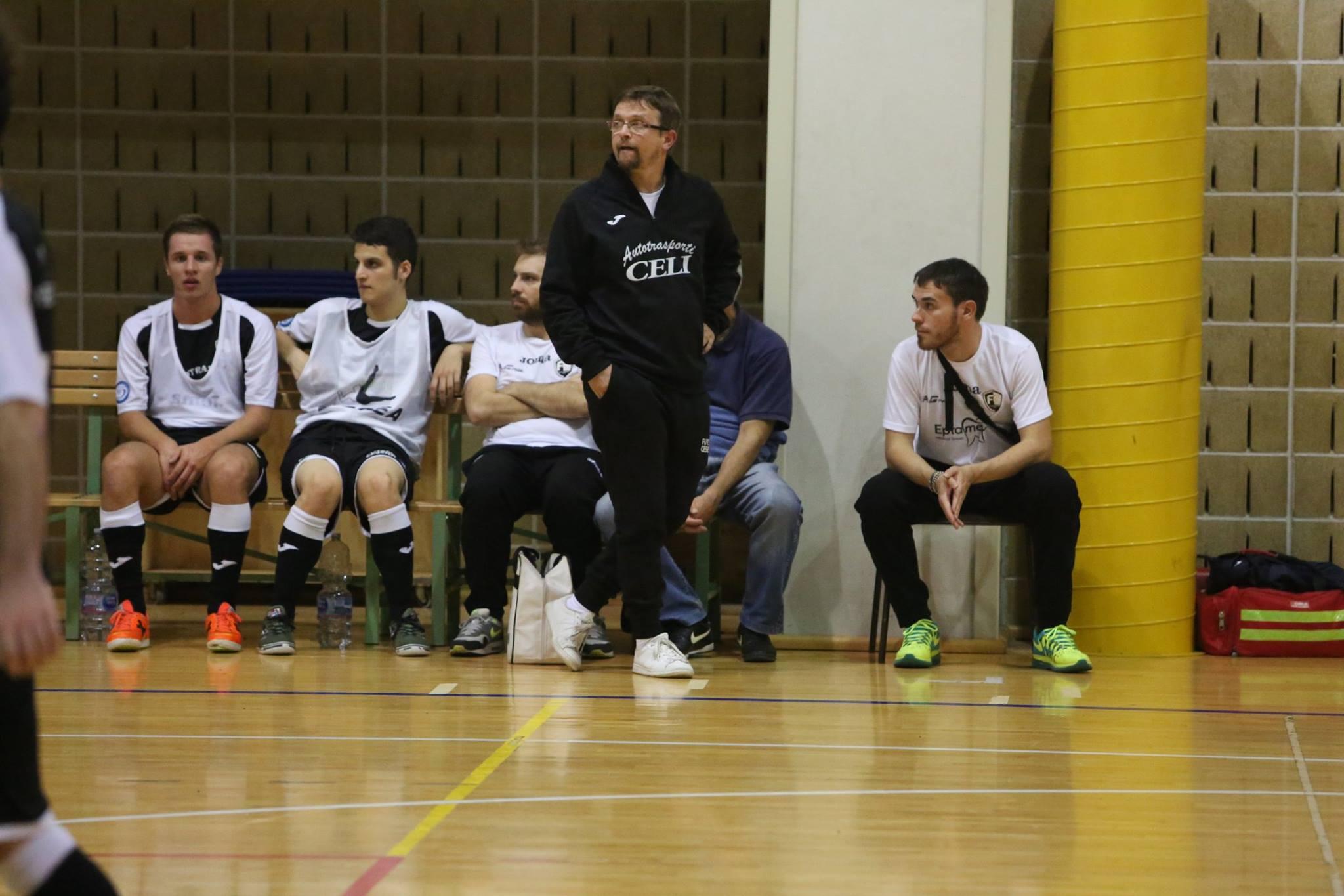 Si dividono le strade tra la Futsal Cesena e mister Mascarucci