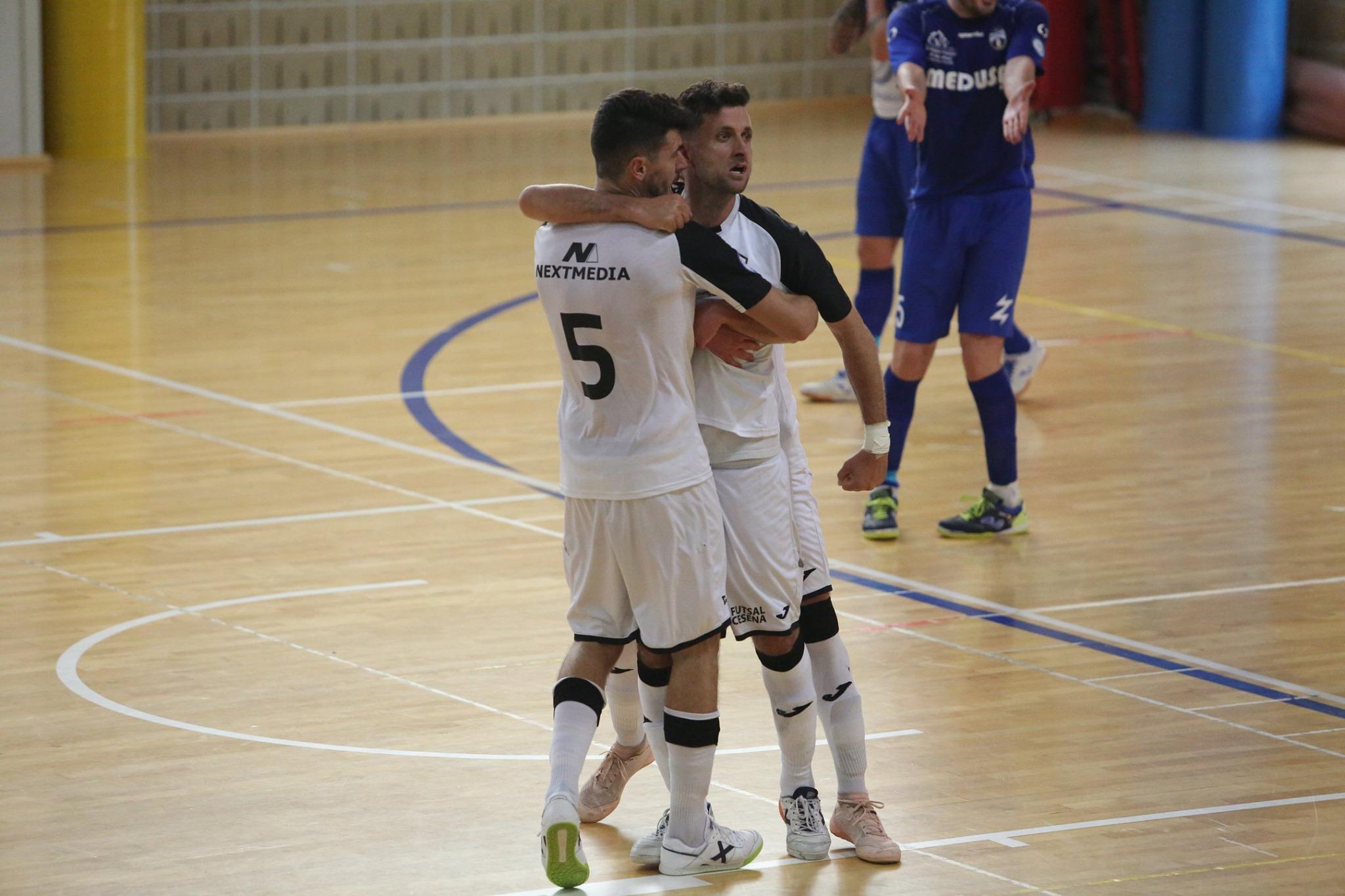 Pregara: 2° turno di Coppa Italia Pol. Cagli vs Futsal Cesena