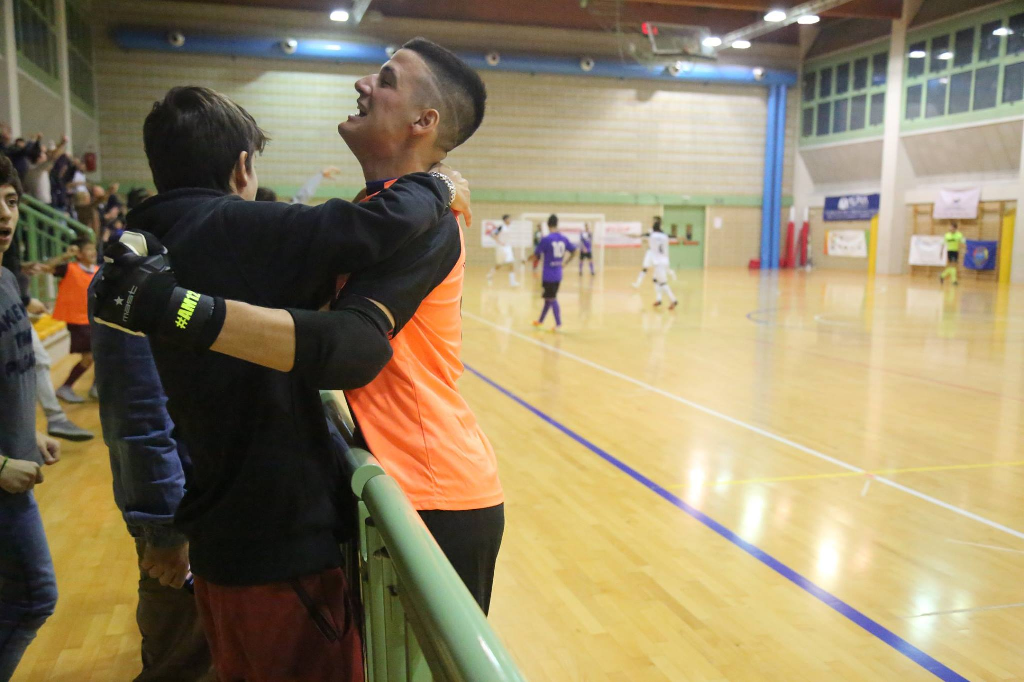 2° Campionato: Etabeta – Futsal Cesena 2 – 3