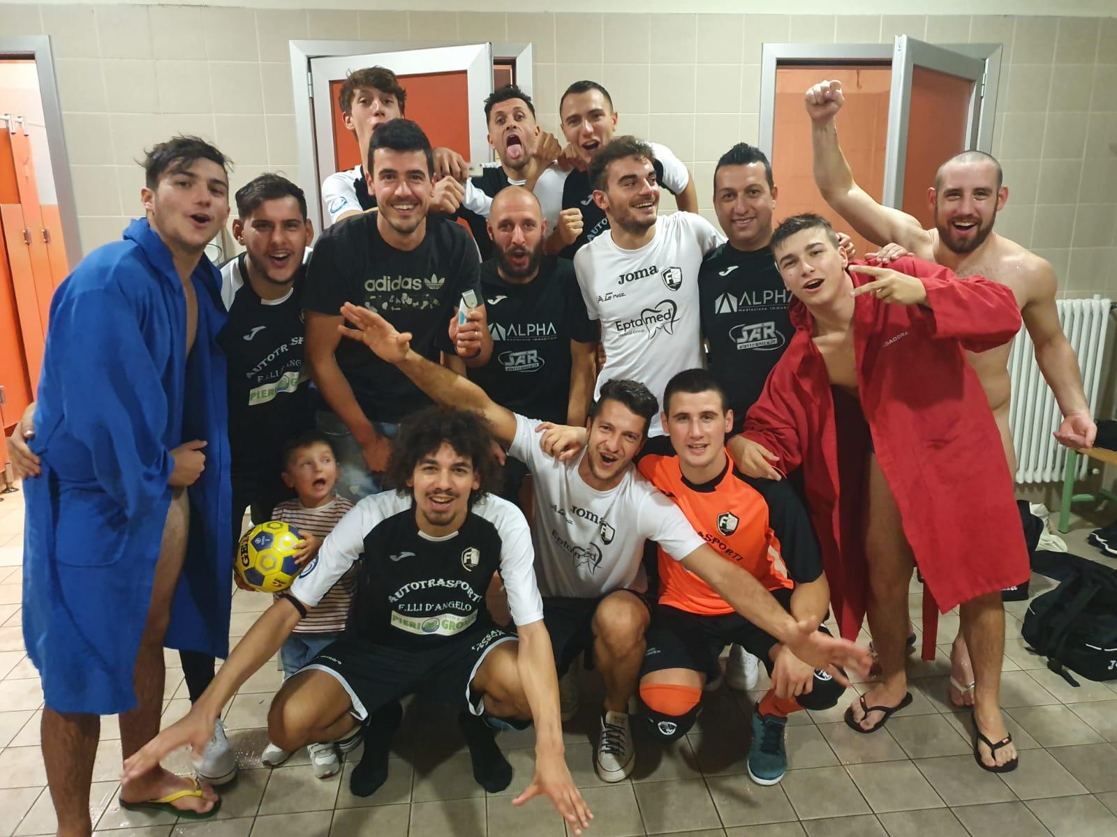 3° Campionato: Futsal Cesena vs Faventia 6 – 5