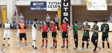 10° Campionato: Futsal Cesena vs Aposa 1 – 3