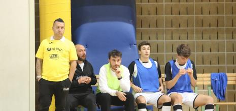 16° Campionato: Futsal Cesena vs Santagata 6 – 1