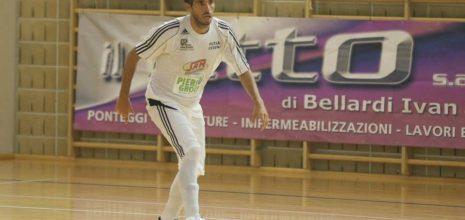 le prime parole di Andrea Buda al suo secondo rientro in casa Futsal!!!!