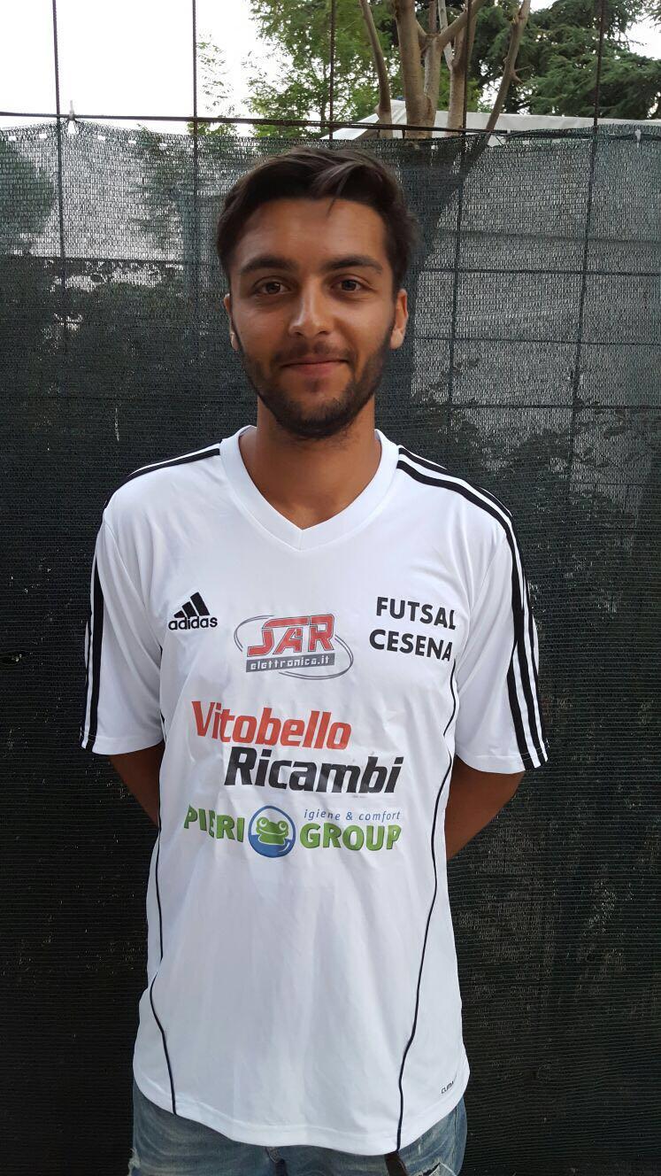 UFFICIALE: dalla Futsal Romagna arriva De Pasquale