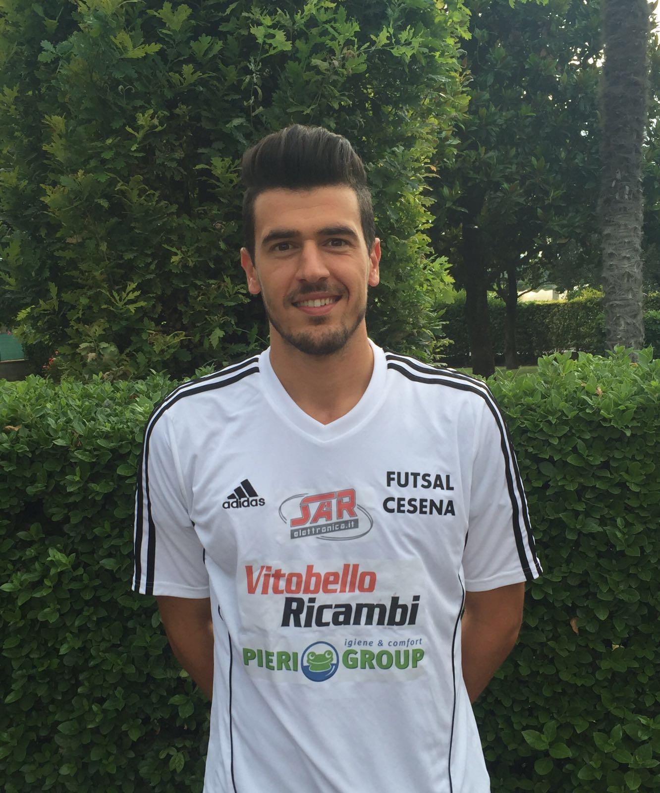 Clamoroso ritorno alla Futsal: Pasolini è bianconero!