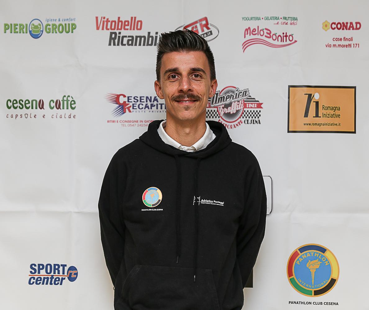 UFFICIALE: Vezzani confermato allenatore in seconda della Futsal Cesena