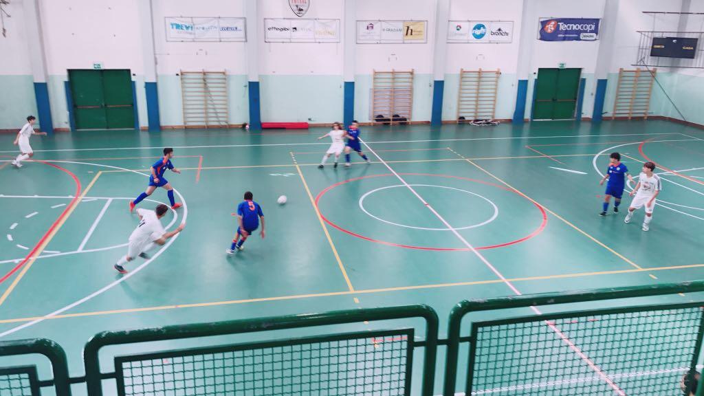 2a giornata: Futsal Cesena-Futsal Bellaria 11-5