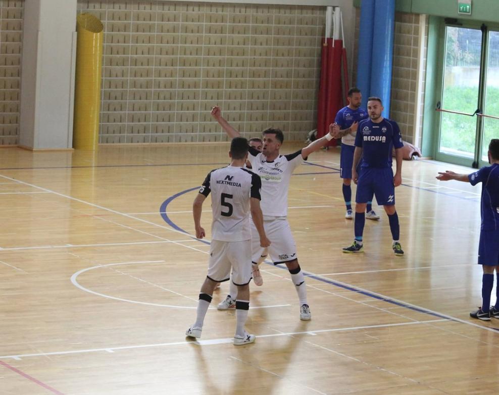2° Coppa Italia: Pol. Cagli 3 –  Futsal Cesena 4