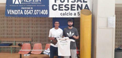 FUTSAL CESENA: MOVIMENTO DI MERCATO MOLTO IMPORTANTE!!!!