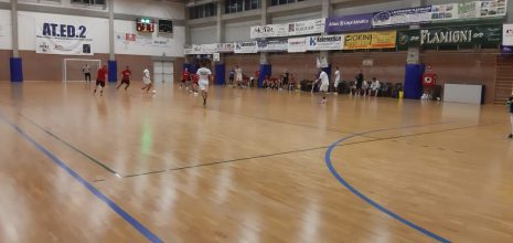 Recupero 6a giornata: Potenza Picena-Futsal Cesena