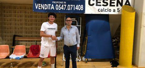Mercato: la Futsal tessera Pieri, un altro classe '02