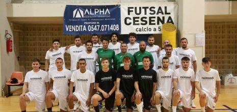 Al via la stagione della Futsal Cesena 2020/21
