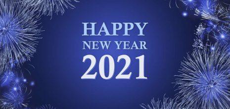 Auguri di un sereno 2021