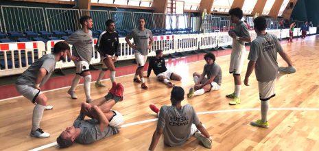 Etabeta-Futsal Cesena 2-4
