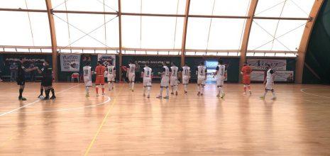 Corinaldo-Futsal Cesena 2-6
