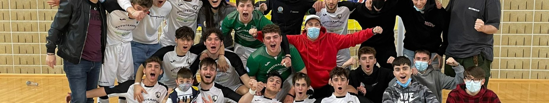 U19: Futsal Cesena-Olimpia Regium 11-2. Primo posto nel girone!