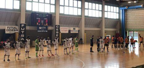 Futsal Cesena-Recanati 5-2