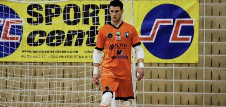 Ufficiale: Montalti rinnova con la Futsal Cesena