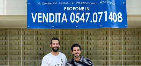 Ufficiale: Ruben Casadei torna alla Futsal Cesena