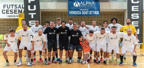 Comincia la stagione della Futsal Cesena