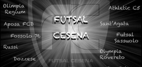 Futsal Cesena nel girone B 2021/22